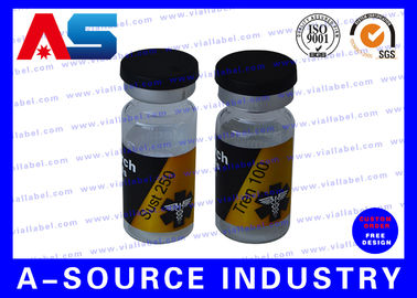 চীন Steroid Bottle Labels Of 10ml Glass Bottles, Medical Private Hologram Labels Printing কারখানা